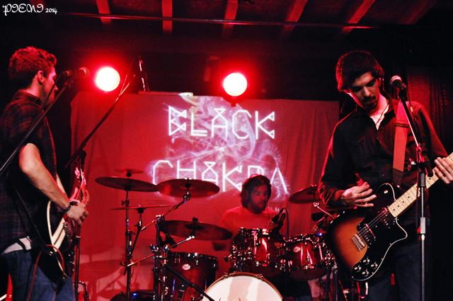 BLACKCHAKRA