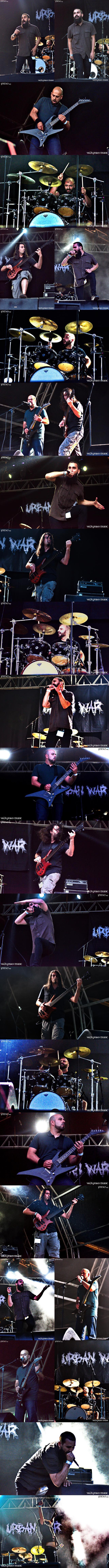 URBAN WAR LNMF17