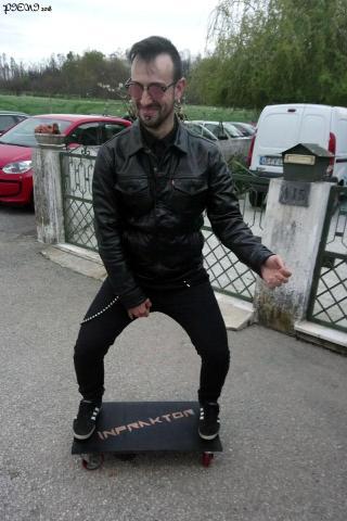 Infraktor skate